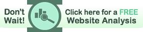 Get a free website analysis.